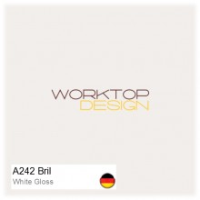 A242 Bril - White Gloss