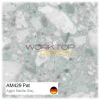 AM429 Pat - Agglo Marble Grey