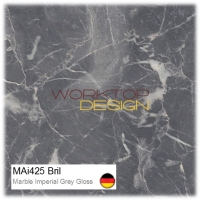MAi425 Bril - Marble Imperial Grey Gloss