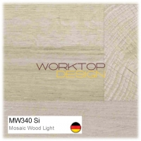 MW340 Si - Mosaic Wood Light