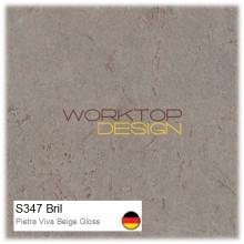 S347 Bril - Pietra Viva Beige Gloss