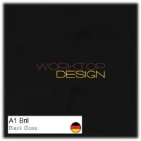A1 Bril - Black Gloss