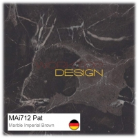MAi712 Pat - Marble Imperial brown