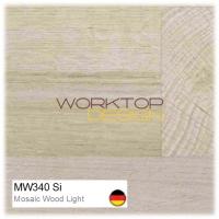 MW340 Si - Mosaic Wood Light