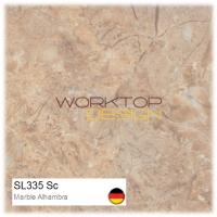 SL335 Sc - Marble Alhambra