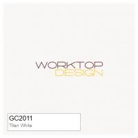 GC2011 Titan White - WorktopDesign