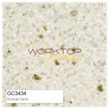 GC3434 Miracle Vanill - WorktopDesign