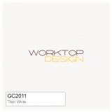 GC2011 Titan White - WorktopDesign