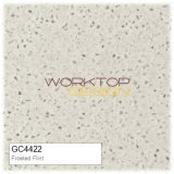 GC4422 Frosted Flint - WorktopDesign