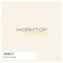 A242 C - Plain White