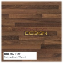 BBL467 PoF - Butcherblock Walnut