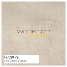 FC320 Pat - Fine Ceramic Beige