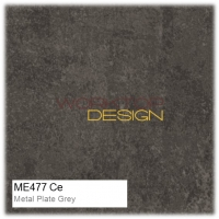 ME477 Ce - Metal Plate Grey