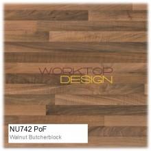NU742 PoF - Walnut Butcherblock
