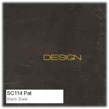 SC114 Pat - Black Slate