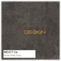 ME477 Ce - Metal Plate Grey