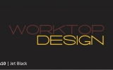 WorktopDesign - Jet Black A10 Se