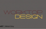 WorktopDesign - Metal Grey A407 Se