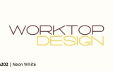 WorktopDesign - Neon White A202 Se