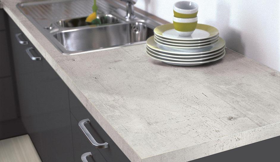 Square Edged Kitchen Worktops Uk