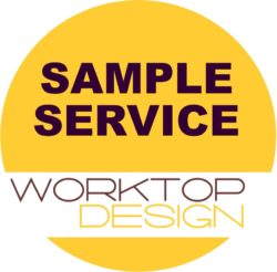 Free Worktop Sample Service