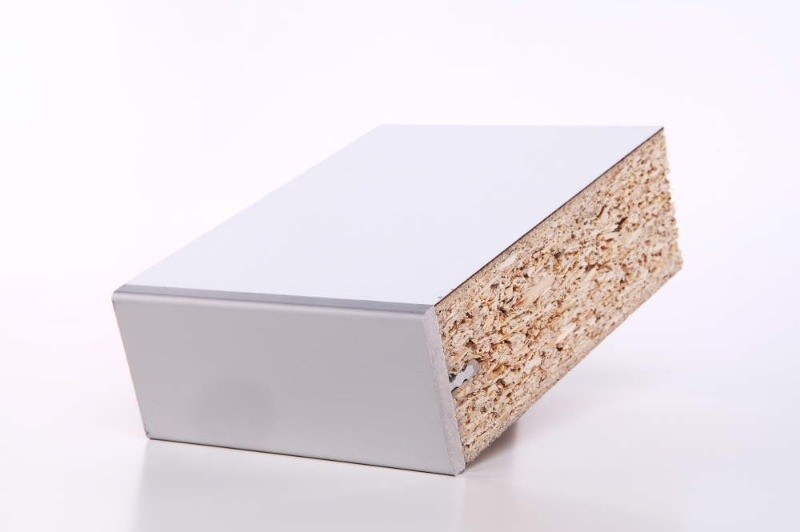 Aluminium Edged Worktops