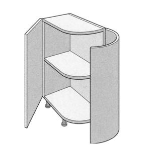 curved-worktops-convex-base-unit