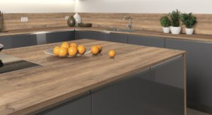 Getalit 2017 - 23mm Square Edged Laminate Worktops