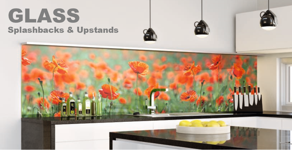 Glass Splashbacks & Upstands