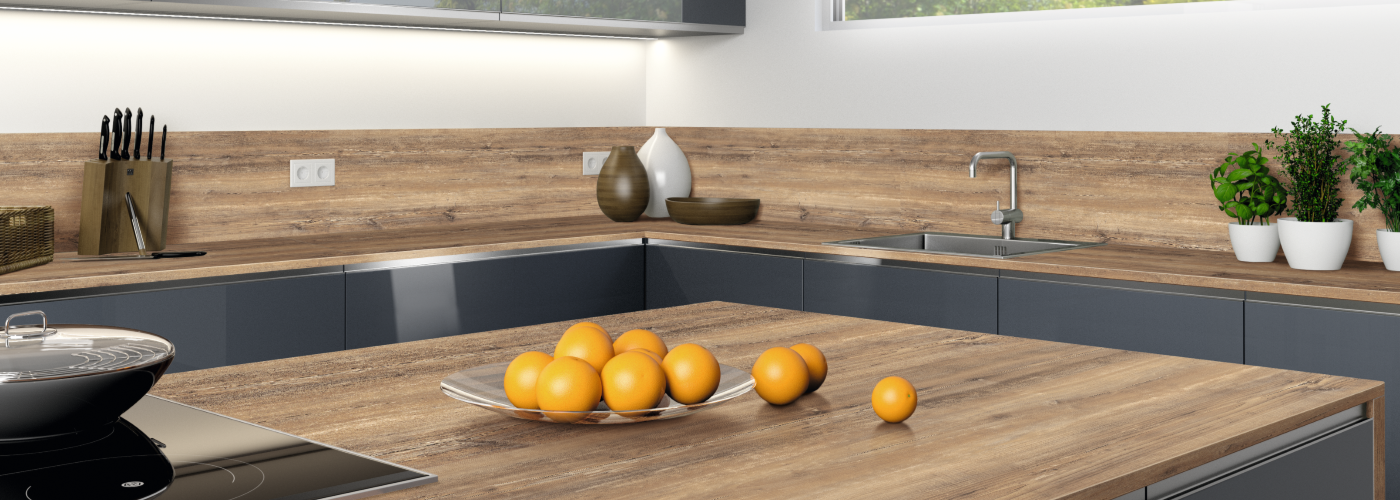 Quality Laminate and Solid Surface Worktops