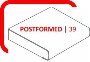 Postformed Laminate Worktops